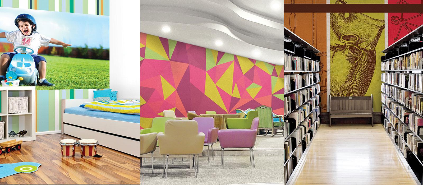 Custom Wallpaper | Beaufort SC | Printology