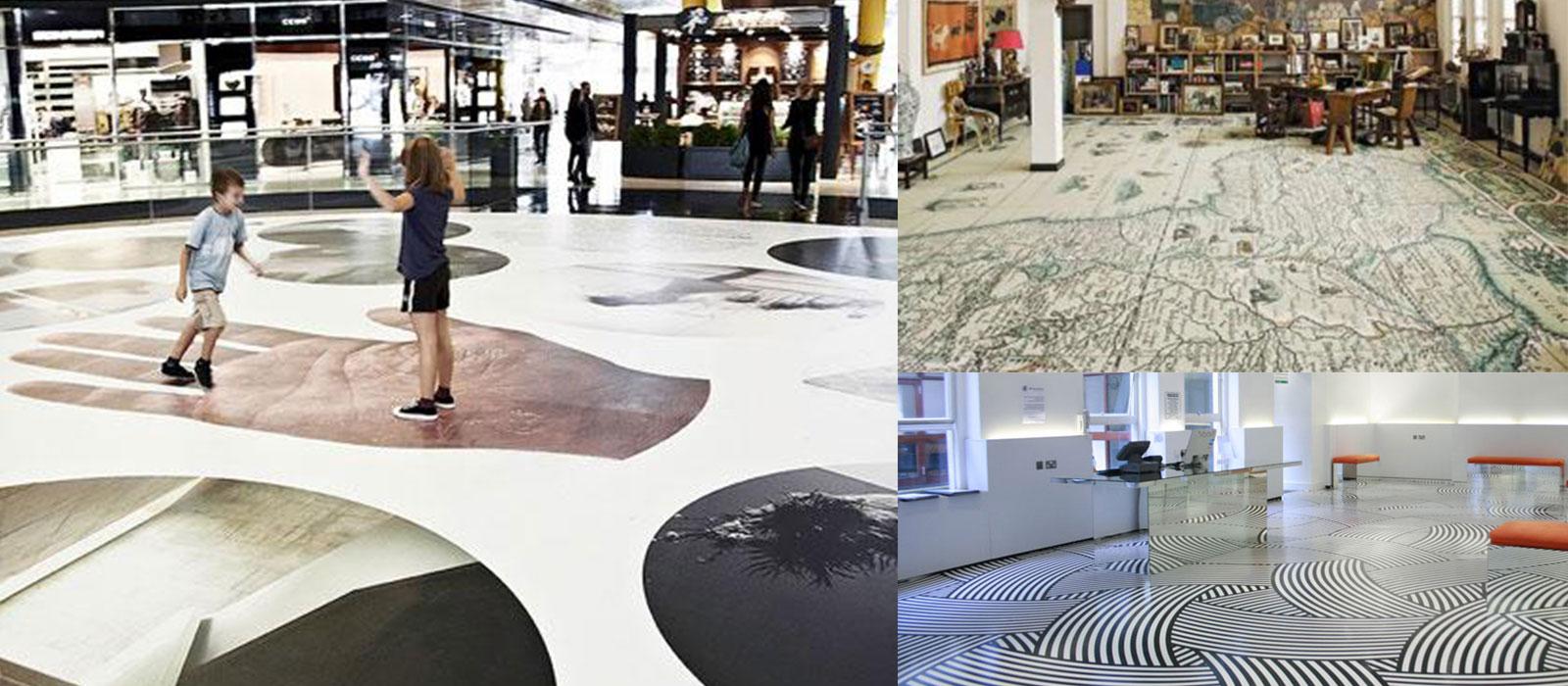 Floor Graphics | Printology Signs & Graphics | Beaufort SC