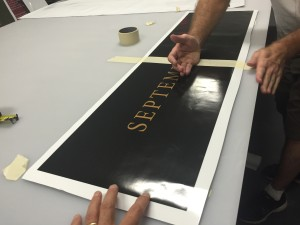 Beaufort signs-Parris Island Museum interpretative panels