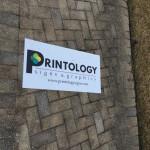street graphics, Beaufort, Hilton Head, Bluffton, event signage