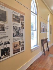 museum graphics, museum exhibits, museum signage, museum displays, Beaufort, Bluffton, Hilton Head, Savannah