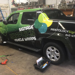 vehicle wrap; vehicle graphics; BeaufortSC, BlufftonSC