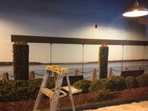 custom wall murals; digital print wallcoverings; Beaufort, SC; Bluffton, SC; Hilton Head, SC